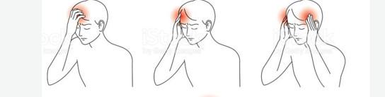сильная и резкая боль в голове