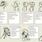 Точки при мигрени картинки