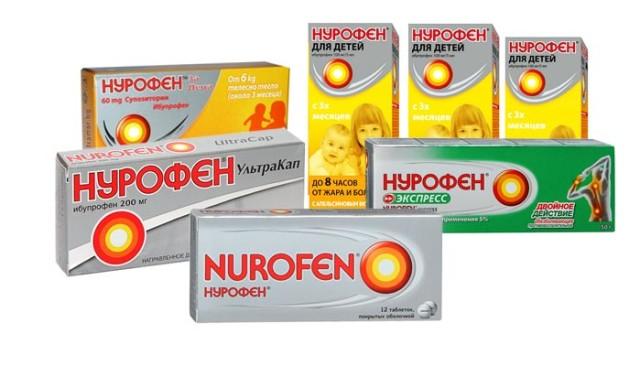 Нурофен от головной боли, эффективность и противопоказания препарата